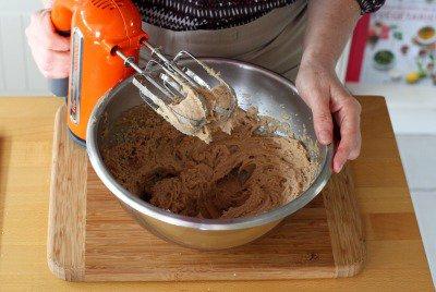 Bûche à la crème de marron