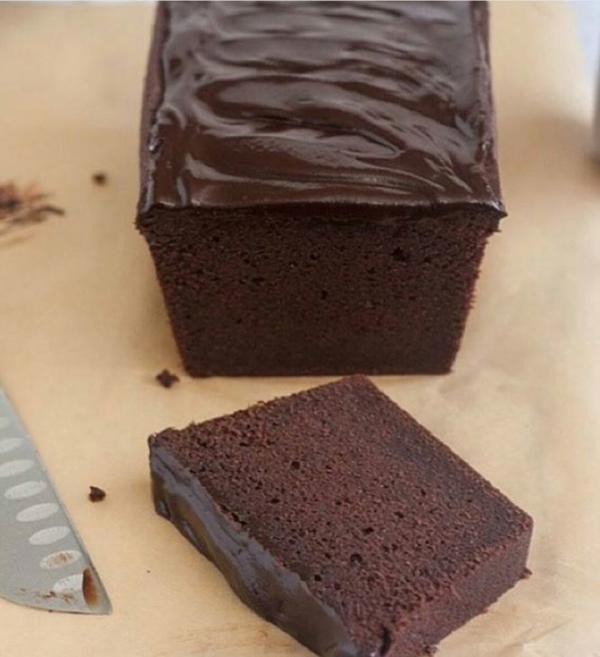 Quatre-quarts au chocolat