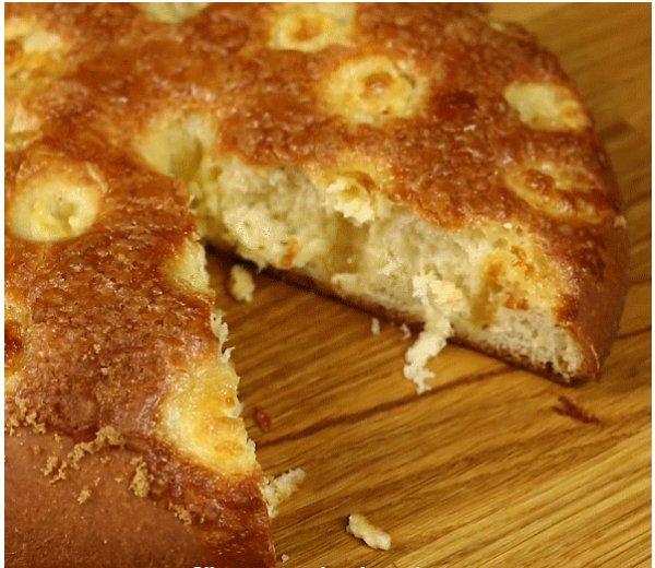 La tarte au sucre du Nord (briochée)