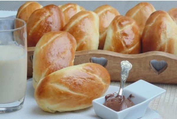 Petits pains super moelleux