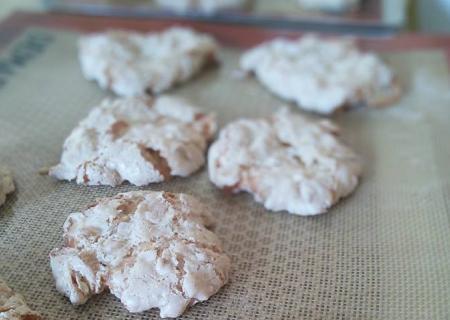 Ce sont de délicieux biscuits croustillants très simples à réaliser....