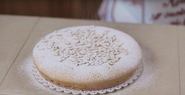 Gâteau grand mère fait maison