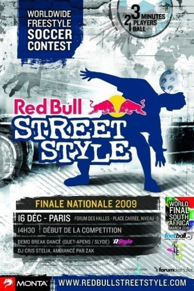 FINALE DU RED BULL STREET STYLE FRANCE