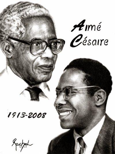 Hommage à Aimé Césaire