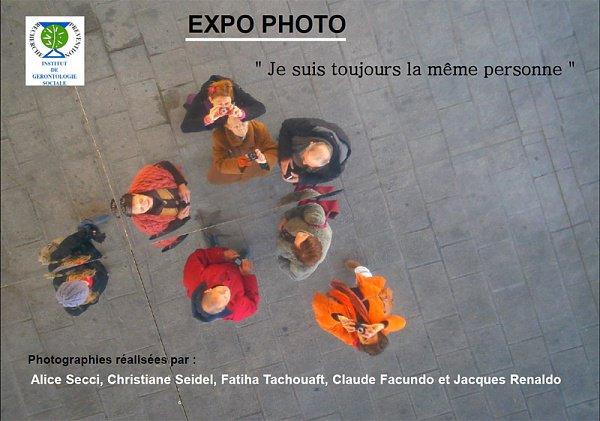 A MARSEILLE, UNE EXPOSITION PHOTOGRAPHIQUE POUR COMMUNIQUER AUTREMENT SUR LA MALADIE D'ALZHEIMER