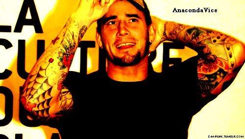 CM Punk Sur TNA à La Demande - Liberté D'expression de Punky - Lagana On Punk - Thoughts of Cena & Punk on The Storyline :)