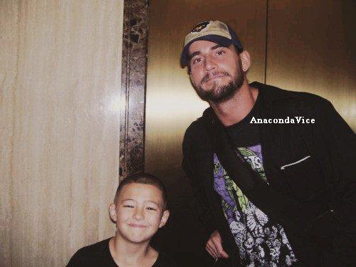 Funny Pics Of CM Punk :)