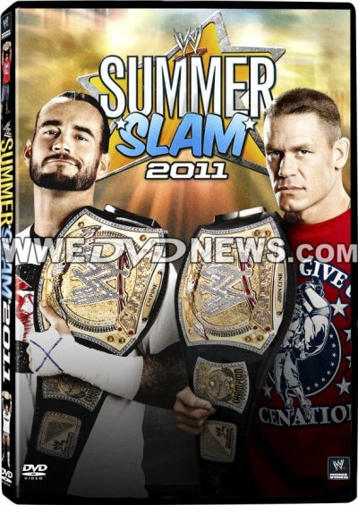Chris Masters On CM Punk - RAW Live Event - DVD De Summerslam