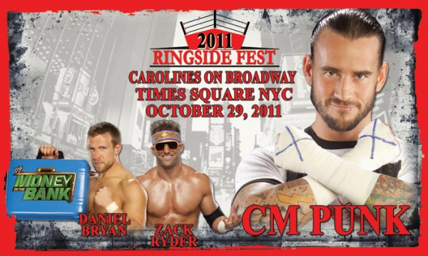 CM Punk In New-York - Gabe Sapolsky Talks About Punky