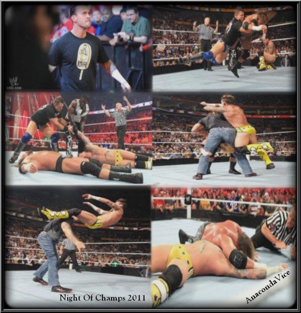 Night Of Champions 2011