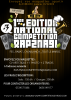 "1ere EDITION NATIONAL DE LA COMPETITION "" RAP ZNA9I "" à FèS"