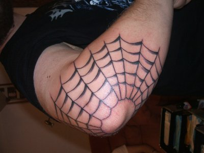 Toile D Araignee Books Tattoo Piercing Tatoueur Geneve