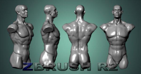 Sculpture 3D Zbrush