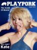 Blonde Month on Playpork Magazine