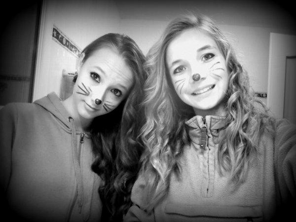 Ilona et Manon ... <3 <3 <3 <3 <3