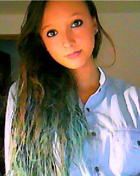 Cheveux bleus de la life o_O