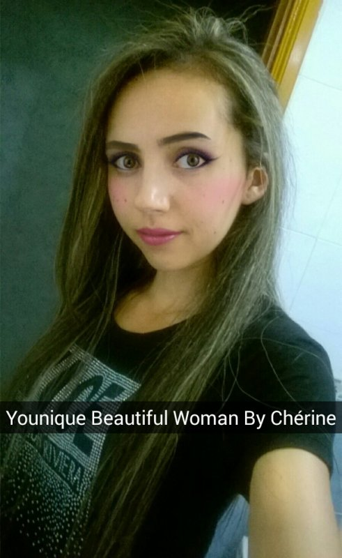 Younique Beautiful Woman By Chérine