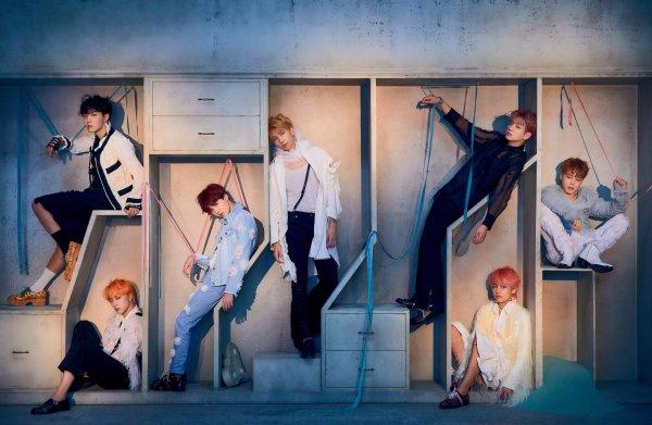 BTS ' Idols '