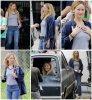 """2 Juin 2021 - Jennifer était sur le tournage du film """"Red, White and Water"""""""