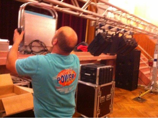 Power Live en presta