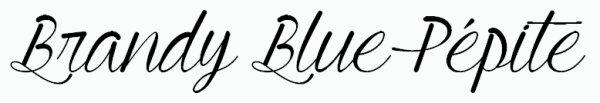 Brandy Blue Pépite