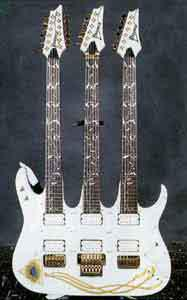 guitare 3 manches