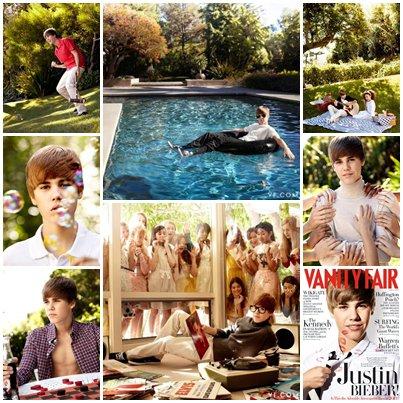 Justin Bieber fera la couverture du prestigieux magazine Vanity Fair. Les photos de la star sont magnifiques, carrément collector pour les fans ! D'autant qu'il montre ses abdos sur l'une d'entre elles... ;)