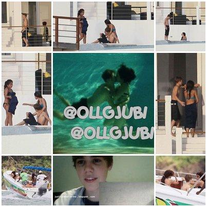 Voila les foto qu'on attendaient depuit longtemp  le couple Sustin est enfin accomplit lol je c'est pas vous mais moi je sui vraiement contente qu'il sorte ensemble je suis désolé a tous seux qui était contre le couple mais dite vous que de voire Justin heureux comme sa sa vous fait chaud au coeur   et puit c'est un ados comme les autre quoi il peut sortir avec qui il veut  masi j'en veut a peu a Justin qui nous a mentit  en disant quil n'était pas avec Selena si sa se trouve seulement a cause de cette éreur le chanteur de Pray va perdre beaucoup de fan!!je ne l'èspère pas en tout cas :s si justin est célib ou pas sa ne changera rien  a sa carière je veut dire sa voix ne va pas changer ce n'est  pas la fin du monde!!!Alors etes vous pour ou contre le couple?