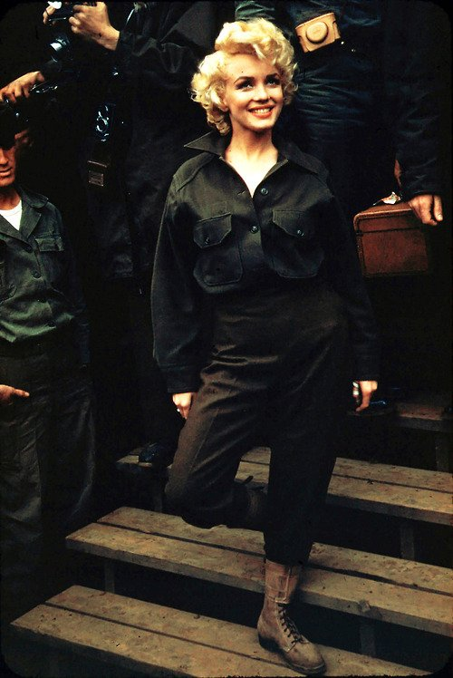 Maryline Monroe - Norma Jeane Mortenson