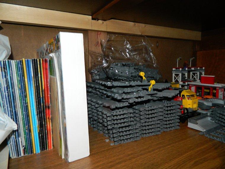 LEGO montés