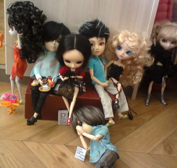 Ma photo pour le concours de Concours-Doll
