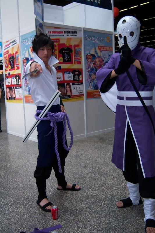 Photos de la Japan Expo #2