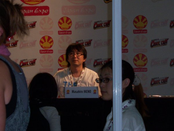 Photos de la Japan Expo #5 (fin)