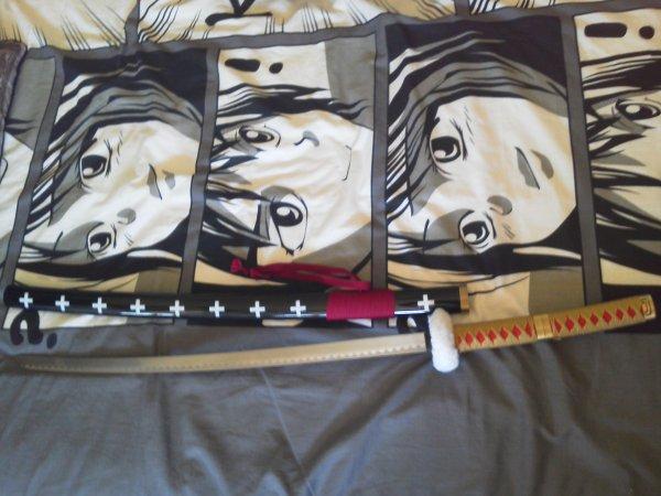Mes achats de la Japan Expo