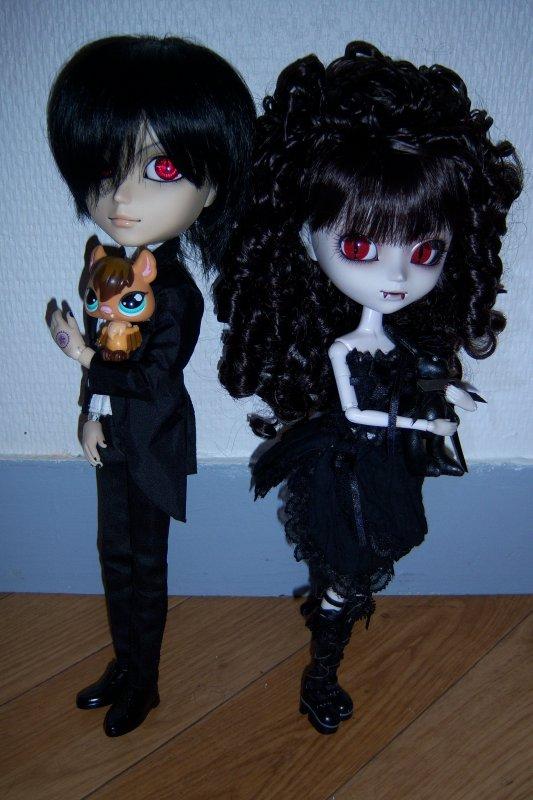 Photo pour le concours de Kiss-a-Pullip