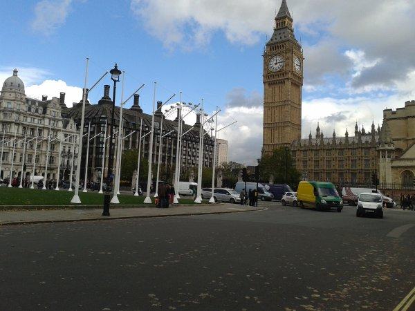 3 jours à Londres #1