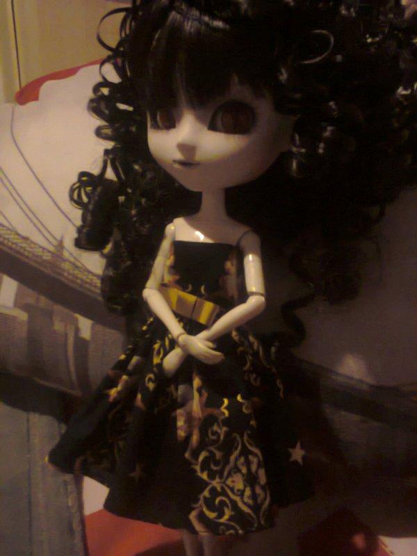 Mes achats à Jolie Doll