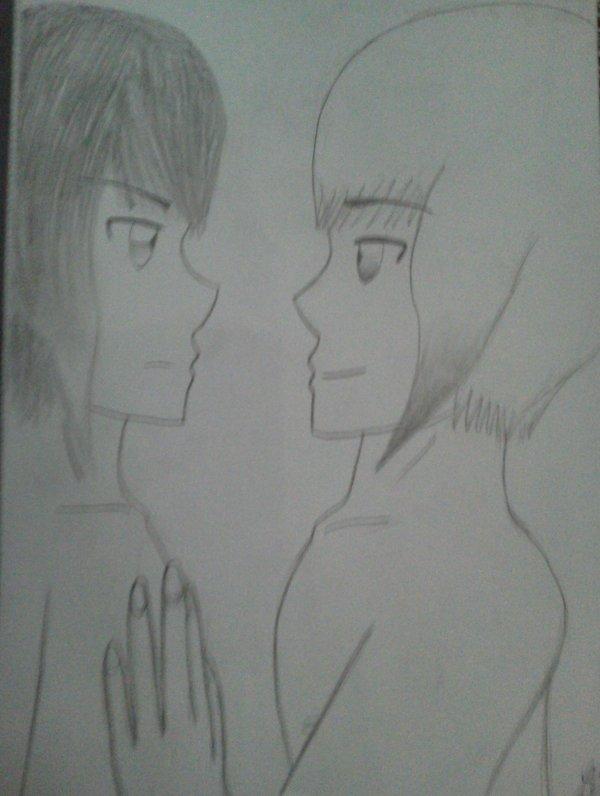 Mes dessins #16 /!\ YAOI