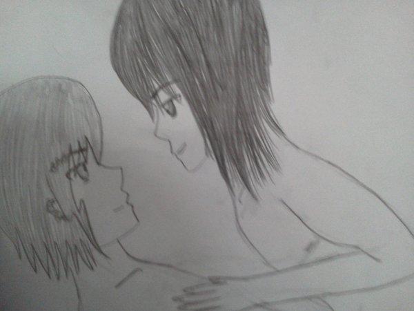 Mes dessins #17 /!\ Yaoi
