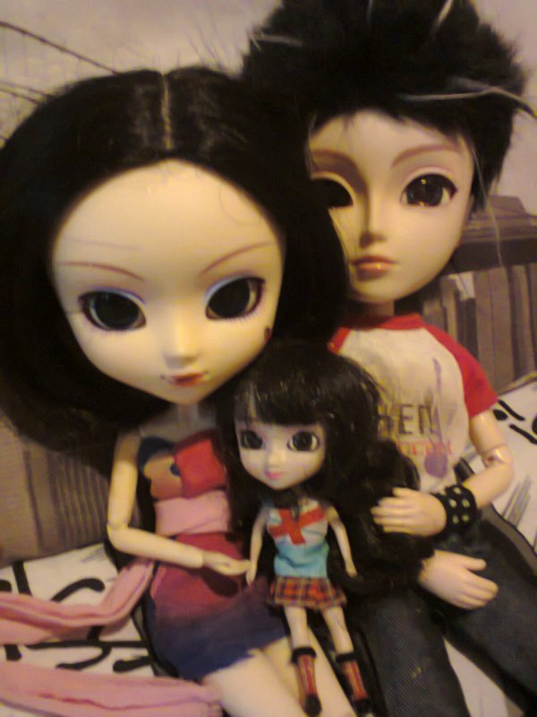 Séance photo n°15: Littles Pullip #2