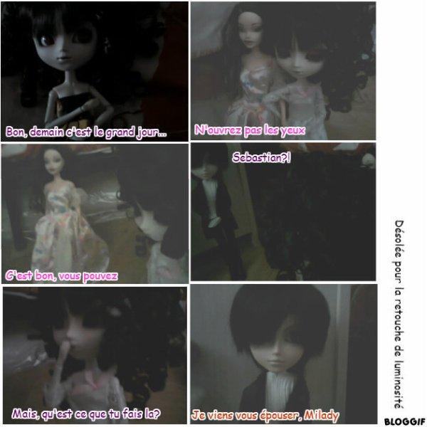 Photostory saison 3: Recherche Comtesse Désespérément, chapitre 6