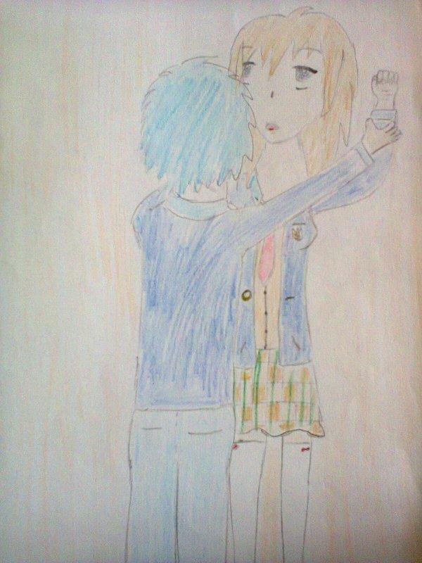 Fiction: Fairy High School, chapitre 9