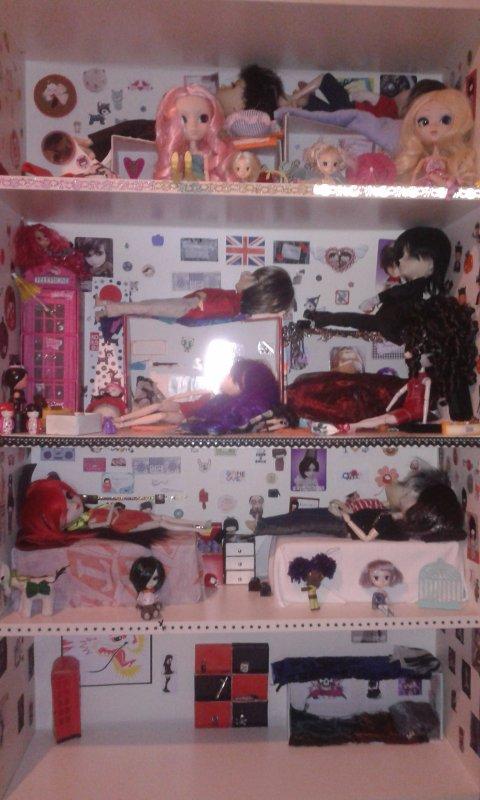 Nouvelle pièce dans la Doll House ~