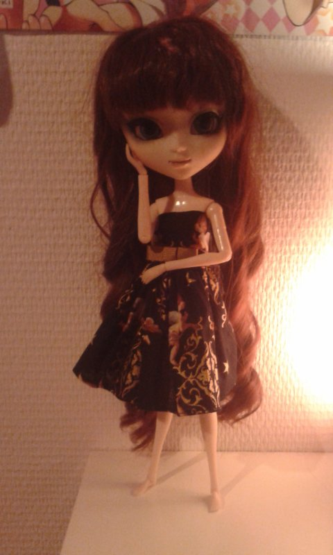 Séance photo n°27: Ma nouvelle Pullip Milk Latte, Megan ♥