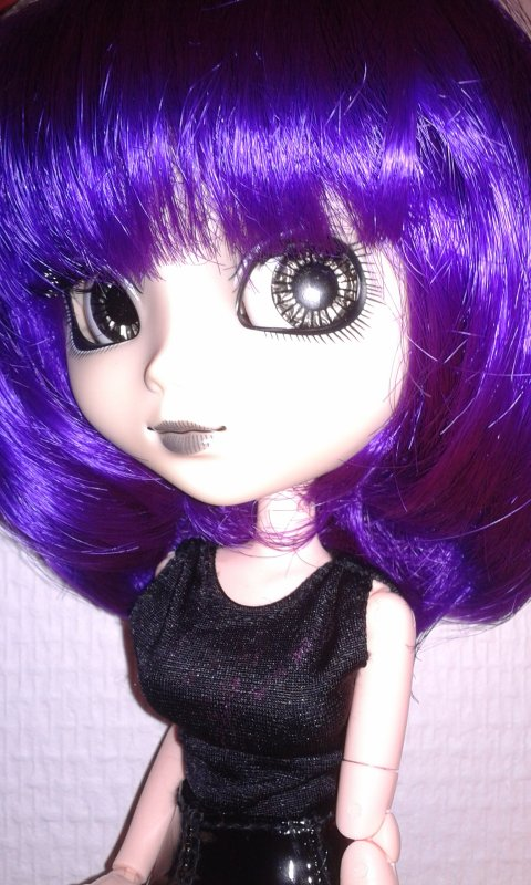 Séance photo n°29; Ma nouvelle Pullip Chill, Gloomy ♥