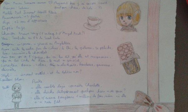 Correspondance Pullipienne avec Manon-et-son-petit-monde ♥ (2) + Sonny Angels