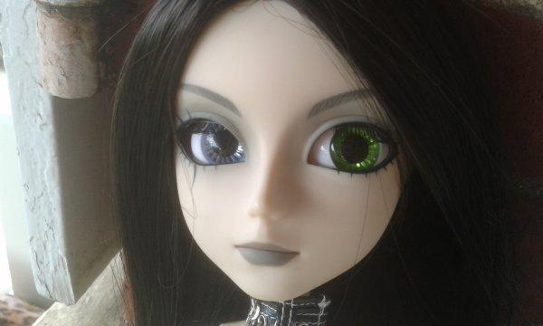Nouveaux eyechips de Yoru et Gloomy !