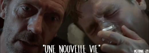 """""""Une nouvelle vie"""" - 1"""