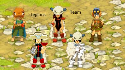 Legions team