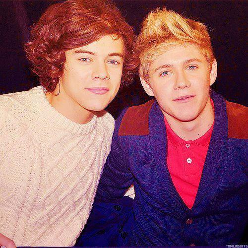 Harry et Niall <3